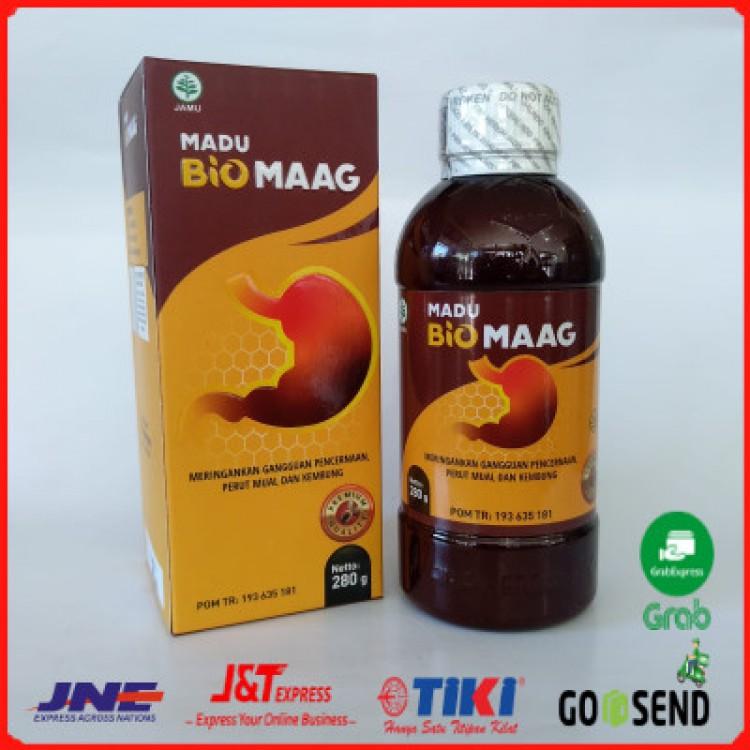 Madu Bio Maag 280gr