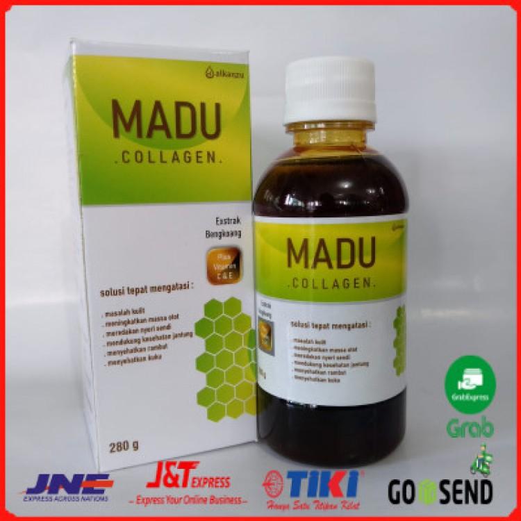 Madu Collagen Alkanzu 280gr